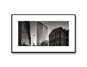 #17010217, Grattacielo Pirelli visto da via Galvani, Milano, 2017, image 40x80 cm, cotton paper
