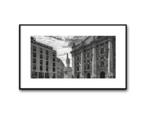 16060110, L.O.V.E. di M. Cattelan, Milano, 2016, image 40x80 cm, cotton paper