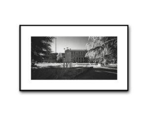 #18120217, I Bagni Misteriosi di Giorgio De Chirico, Milano, 2018, image 40x80 cm, cotton paper