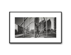 #19010311, La Condizione Umana di Agenore Fabbri, Milano, 2019, image 40x80 cm, cotton paper